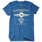 Bluescentric Brand T-Shirt - Classic Heavy Cotton