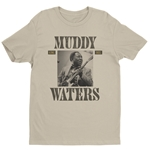 Muddy Waters King Bee T-Shirt - Lightweight Vintage Style