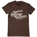 Baptized in Muddy Waters T-Shirt - Classic Heavy Cotton