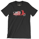 ENDING SOON Bo Diddley Scooter T-Shirt - Lightweight Vintage Style