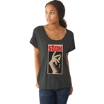 Stax Records Snapping Ladies Dreamer Tee