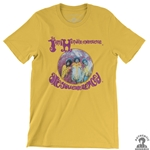 Jimi Hendrix Are You Experienced Album T-Shirt - Lightweight Vintage Style