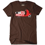 ENDING SOON Bo Diddley Scooter T-Shirt - Classic Heavy Cotton
