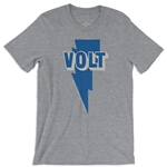 Volt Records T Shirt - Lightweight Vintage Style