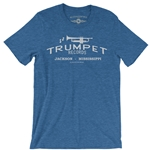 Trumpet Records T-Shirt - Lightweight Vintage Style