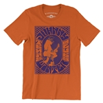 Johnny Winter Texas Blues Vintage Style Tee