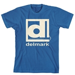 Delmark Records T-Shirt - Classic Heavy Cotton