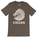 Small Batch Chess Records T-Shirt - Lightweight Vintage Style