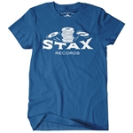 Stax of Wax Stax Records T-Shirt - Classic Heavy Cotton