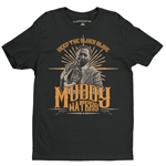 Muddy Waters Keep the Blues Alive T-Shirt - Lightweight Vintage Style