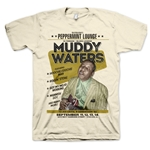 Ltd Edition Muddy Waters Lounge T-Shirt - Lightweight Vintage Style