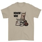 Howlin Wolf Rockin Chair T-Shirt - Classic Heavy Cotton