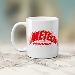 Meteor Records Coffee Mug