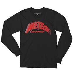 Meteor Records Long Sleeve T Shirt