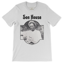 Son House T-Shirt - Lightweight Vintage Style