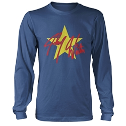 Johnny Winter 80s Tour Long Sleeve T-Shirt
