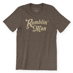 Ramblin' Man T Shirt