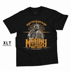 XLT Muddy Waters Keeping the Blues Alive T-Shirt - Men's Big & Tall