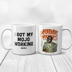 Muddy Waters Coffee Mug
