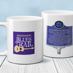Mississippi Blues Trail Coffee Mug