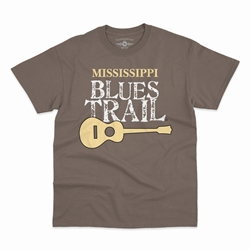 Mississippi Blues Trail T-Shirt - Classic Heavy Cotton