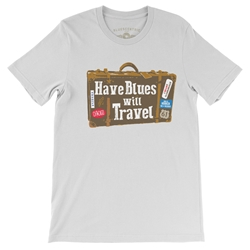 Have Blues Will Travel - Lightweight Vintage Style