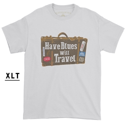 XLT Have Blues Will Travel T-Shirt - Men's Big & Tall