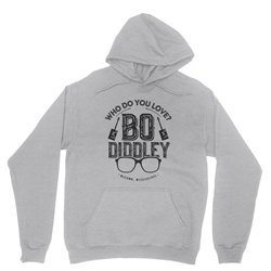 Who Do You Love Bo Diddley Pullover