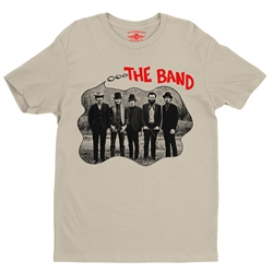 The Band T-Shirt - Lightweight Vintage Style