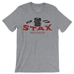 Stax of Wax Stax Records Tee Shirt