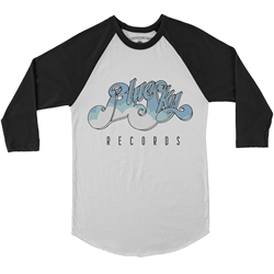 Blue Sky Records Baseball T-Shirt