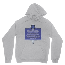 Highway 61 Mississippi Blues Trail Pullover