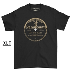 XLT Paramount Records Got The Blues T-Shirt - Men's Big & Tall