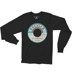 Excello Records Vinyl Record Long Sleeve T-Shirt