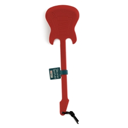 Red Guitar Spatula