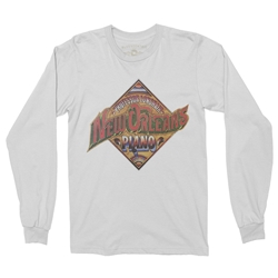 Professor Longhair New Orleans Piano Long Sleeve T Shirt