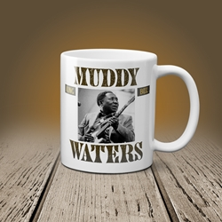 Muddy Waters King Bee Coffee Mug