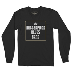 Butterfield Blues Band Long Sleeve T-Shirt
