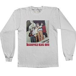 1966 Butterfield Blues Band Live Long Sleeve T-Shirt