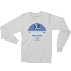 Delmark Records Jazz and Blues Long Sleeve T-Shirt