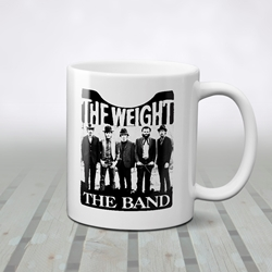 The Band The Weight Coffee Mug
