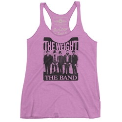 The Band The Weight Racerback Tank - Women's