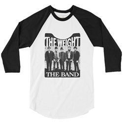 The Band The Weight Baseball T-Shirt