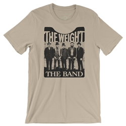 The Band The Weight T Shirt - Lightweight Vintage Style