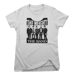 The Band The Weight Ladies T Shirt