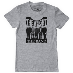 The Band The Weight T-Shirt - Classic Heavy Cotton