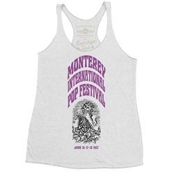 Ltd. Edition Monterey International Pop Festival Racerback Tank - Women's