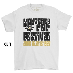 XLT Monterey Pop Festival Flower T-Shirt - Men's Big & Tall