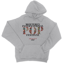 Small Batch Monterey Pop Festival Pullover - Hippie Edition
