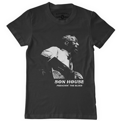 Ltd. Edition Son House T-Shirt - Classic Heavy Cotton